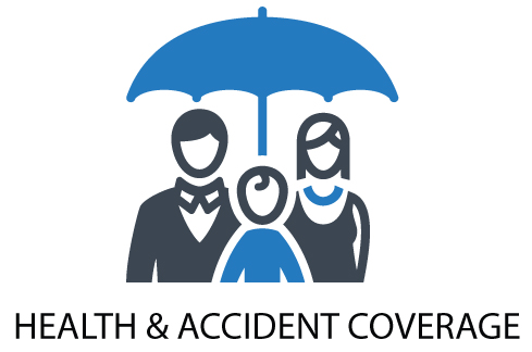 health and accident insurance coverage Texas